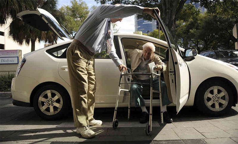 S-Uber: Helping Seniors Travel Independently in South Jersey