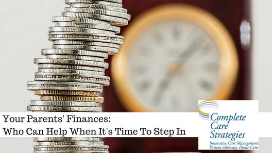 Empowered Aging: Your Parents' Finances – Who Can Help When It's Time To Step In?